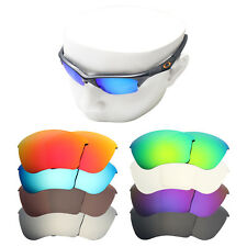 OWLIT Iridium Replacement Lenses for-Oakley Half Jacket XLJ Polarized