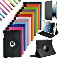New Smart Stand Magnetic Slim Leather Case Cover For Apple iPad Mini 1 2 3