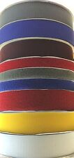Hook & and  Loop Sew On Tape Colours 20/25/50/100MM.