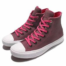 Converse Chuck Taylor All Star II 2 High Top Pink White Mens Casual Shoe 154028C