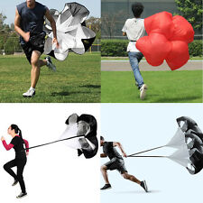 Running Speed Training Resistance Parachute Chute Power Sports Drill Adult Party
