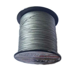500M Super Strong Dyneema Spectra Extreme PE Braided Sea Fishing Line Grey Color