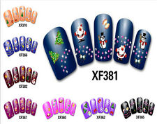 Decoration DIY Tips Nail Care Manicure Nail Art Decals Water Transfer Stickers