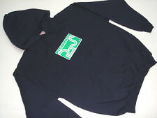 (FREE SHIPPING) New PTS SHOE CO. HOODED SWEATSHIRT NAVY MADE IN U.S.A.