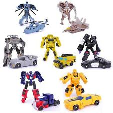 New Classic Transformers Robot Car Action Figures Model Toys Kids Boys XMAS Gift