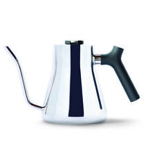 NEW Stagg Silver Kettle - Fellow Coffee