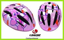 """Casco Limar Cycling Ideal For Girl 242 Superlight """"Bunny"""" Size M"""