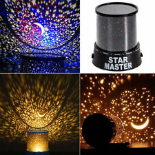 Amazing LED Starry Night Sky Romantic Projector Lamp Star Master Light Kids Gift