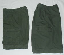 BOY SCOUTS OF AMERICA CONVERTIBLE UNIFORM PANT SHORTS Sz BOYS YOUTH 10 & MENS 30