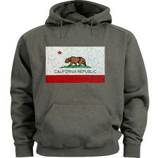 California flag hoodie sweatshirt gift for men size hoody hooded sweat shirt top