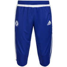 Chelsea London FC adidas 3/4 Trousers Training Shorts S12087 Premier League
