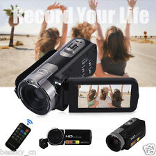 24MP LCD Touch Screen Digital Video Camera Camcorder DV 1080P Full HD H2X3 3.0""