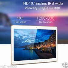 "10.1""HD Dual SIM Camera 4G Quad Core Tablet PC Android5.1 2Gb+32GB Bluetooth Lot"