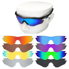 OWLIT Iridium Replacement Lenses for-Oakley M2 Frame Sunglasses Polarized