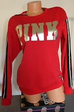 VICTORIAS SECRET PINK  PULLOVER VERY SOFT AND COZY  in MEDIUM AND LARGE