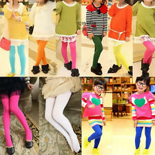 1Pcs Ballet Kids Girls Opaque Stockings Dance Tights Pantyhose Candy Hosiery