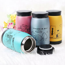 250ml Stainless Steel Vacuum Cup Flask Thermos Travel Coffee Insulated Mug