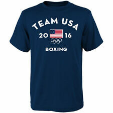 USA Boxing Navy Very Official National Governing Body T-Shirt