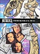 Metallica - A Year and a Half in the Life of Metallica (DVD, 1999)
