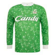 Liverpool FC  LFC Candy 89 - 91 GK Shirt Official