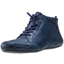 Camper Tws Womens Ankle Boots Dark Blue New Shoes