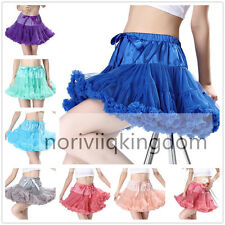 Ladies Underskirt Petticoat Vintage Petticoat/Rockabilly Tutu Fancy Prom Skirt