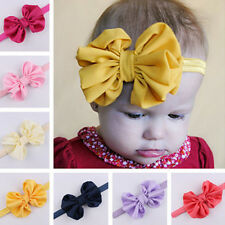 Baby Girls Cute Headbands Bowknot Hair Accessories For Girls Infant Hair Band