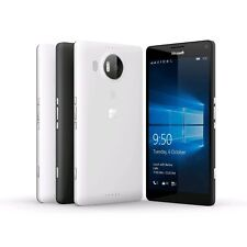 "New Microsoft Nokia Lumia 950 Single SIM 32GB 20MP Unlocked GSM 5.2"" Smartphone"