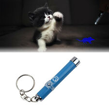 Pets Dogs Cats Toys LED Laser Pointer Light Training Interactive Blinking Amuse