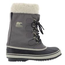 Sorel Winter Carnival Pewter Womens Boots