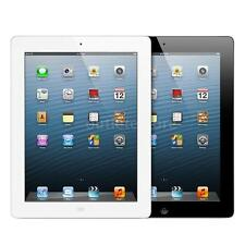Apple iPad 4 - 4th Gen Tablet 9.7inch 16GB/32GB/64GB ROM Wi-Fi Only 5MPX A5H6