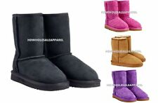 Kirkland Signature Girls &Toddler Sheepskin Shearling Boots VARIETY~SIZES~COLORS