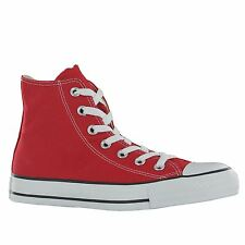 Converse Chuck Taylor All Star Core Hi Red Womens Trainers