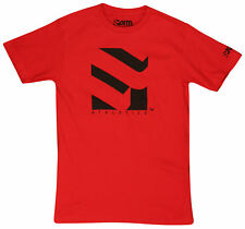 Form Athletics Serrated 2 T-Shirt (Red/Black)