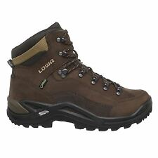 Lowa Renegade Gore-Tex Mid Brown Expresso Mens Boots