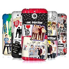 OFFICIAL ONE DIRECTION LOCKER ART GROUP HARD BACK CASE FOR HTC DESIRE 510