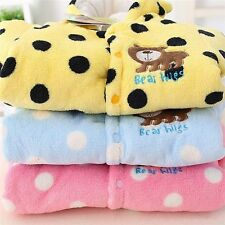 3-18Months Baby Printed Clothes Sets Girls Boys Romper Winter Outwear Outfits