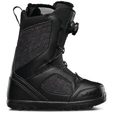 32 ThirtyTwo - STW BOA | 2017 - Womens Snowboard Boots | Black