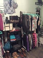 Wholesale Consignment 10 pc Clothing Handbags Etc Lot XS S M L XL LOFT AE J Crew