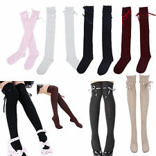 Women Fashion Over The Knee Socks Thigh High Stocking HY