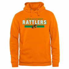 Florida A&M Rattlers Tennessee Orange Team Strong Pullover Hoodie