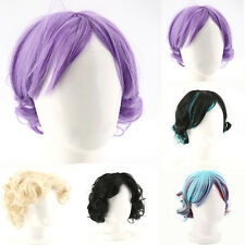 Lovely New Short Sexy Women Fashion Cosplay Party Wigs Hair Full Wigs AG