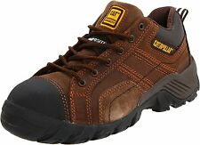 Caterpillar ARGON WMNS CT OXFORD P90087 Womens Brown Composite Toe Work Shoes