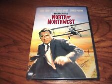 North by Northwest Alfred HItchcock; Cary Grant, DVD,1959] New + I Ship Faster