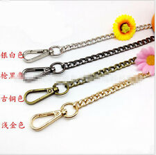 Metal Purse Chain Strap Handle Shoulder Crossbody Bag Handbag Replacement  NEW