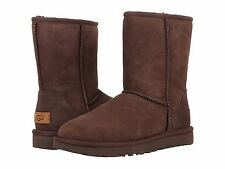 Women's Shoes UGG Classic Short II Boots 1016223 Chocolate