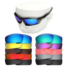 OOWLIT Iridium Replacement Lenses for-Oakley Monster Pup Sunglasses Polarized