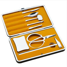 8pcs Seafood Tool Set Lobster Crab Cracker Opener Tool Set With Storage Case AS