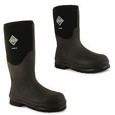 Ladies The Original Muck Boots Chore Hi Wellies Womens Wellington Boots Shoes