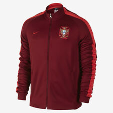NIKE PORTUGAL AUTHENTIC N98 JACKET FIFA WORLD CUP BRAZIL 2014 RED.